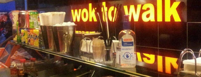 Wok to Walk is one of Amsterdam.
