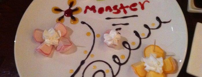 Sushi Monster is one of Gespeicherte Orte von Sandy.