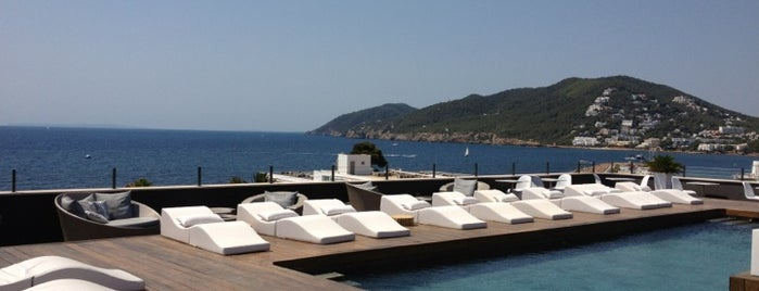 Aguas de Ibiza Lifestyle & Spa Hotel is one of Design Hotels.