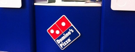 Domino's Pizza is one of Итальянское.