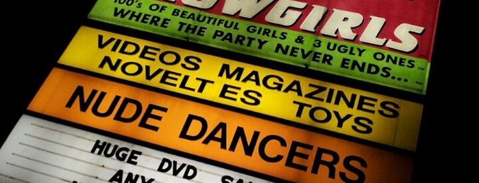 Deja Vu Showgirls is one of strip clubs 3 XXX.