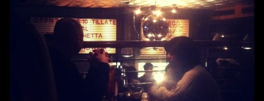 Giant Robot is one of London's Best Bars.