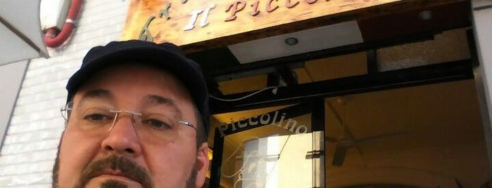 Cafe Il Piccolino is one of Ruta de la Tapa Triana Siente.