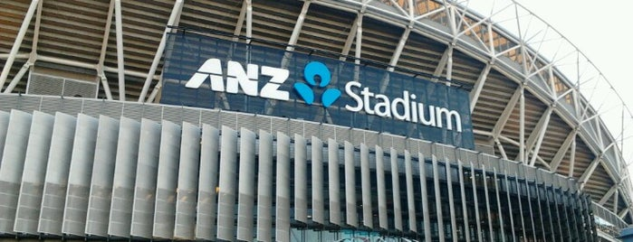 ANZ Stadium is one of Top Olympic Stadiums.