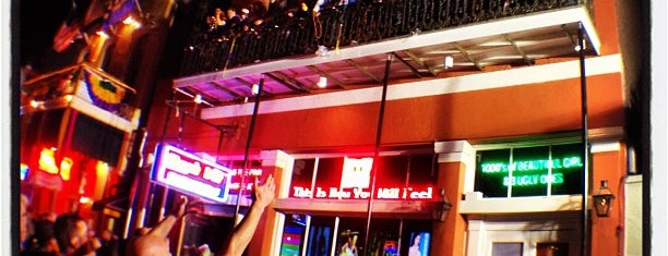 Bourbon Street is one of America Road Trip!.