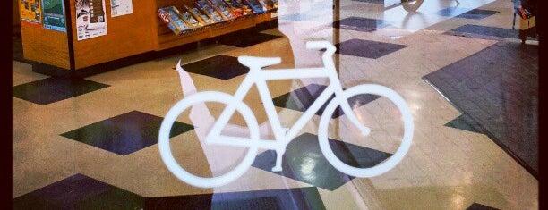 Bike Gallery Downtown is one of สถานที่ที่ Erik ถูกใจ.