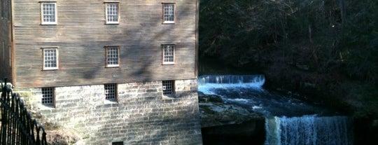 Lanterman's Mill is one of Orte, die David gefallen.