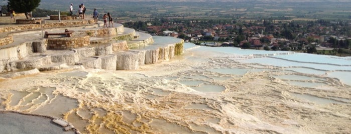 Hierapolis is one of Turkey.
