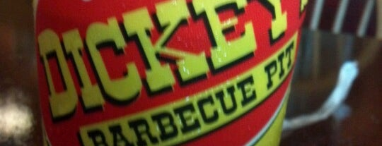 Dickey's Barbecue Pit is one of Dallas Restaurants List#1.