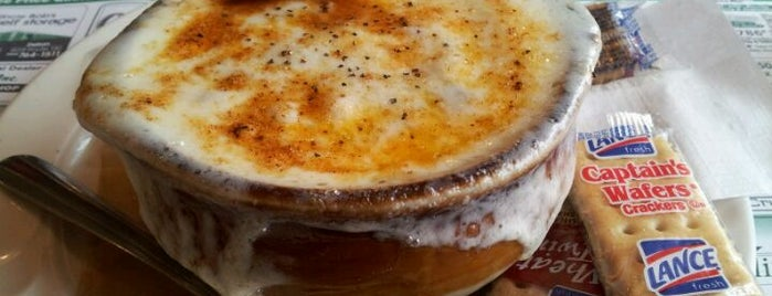 Golden Dawn Diner is one of The Best New Jersey Diners.
