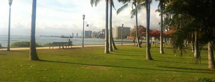 Kapiolani Regional Park is one of A State-by-State Guide to America's Best Parks.