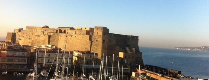 Castel dell'Ovo is one of ITALY  best cities.