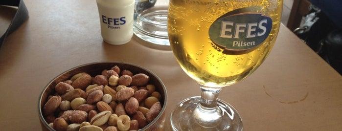 Sirena is one of cafe+bar+fasıl+kahvaltı+beach.