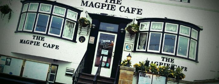 The Magpie Cafe is one of Lieux sauvegardés par Conrad.