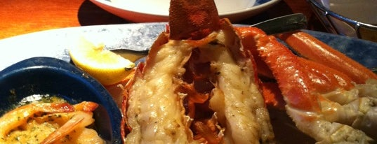 Red Lobster is one of Date Night Ideas.