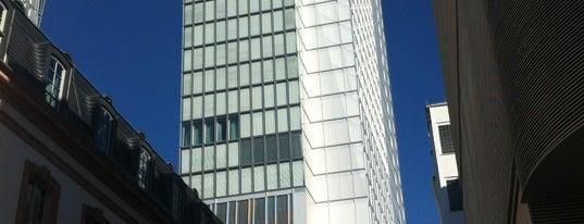 Jumeirah Frankfurt is one of Jumeirah Hotels & Resorts Worldwide.