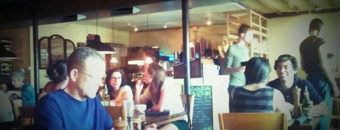 Blue Dahlia Bistro is one of Austin Places to Try.
