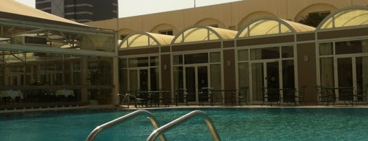 Carlton Al Moaibed Hotel is one of Where, When & Who List-1!.