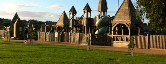 Onkaparinga Adventure Playground is one of Adelaide's top playgrounds.