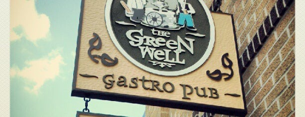 Green Well Gastro Pub is one of Michael'in Kaydettiği Mekanlar.