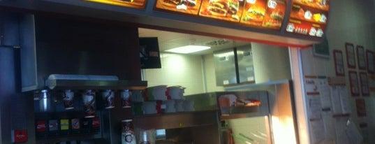 Burger King is one of Selección Pontevedra.