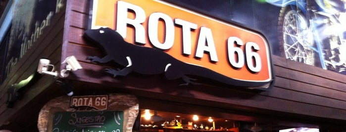 Rota 66 is one of Orte, die Bruna gefallen.