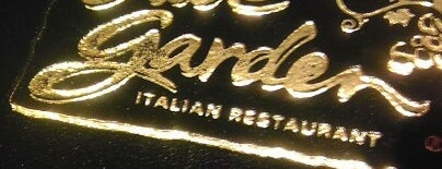 Olive Garden is one of Andreaさんの保存済みスポット.