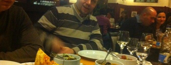 Indigo is one of Világbüfé - Etnikai konyhák Budapesten.
