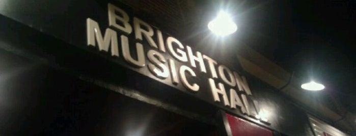 Boston Music Venues