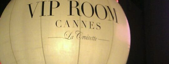VIP Room Cannes is one of anouchkaさんの保存済みスポット.