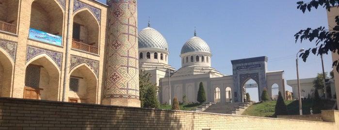 Kukaldosh Masjid-Madrasasi | Мечеть-Медресе Кукалдош is one of Lieux qui ont plu à Vildan.