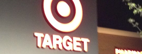 Target is one of Carsonさんのお気に入りスポット.