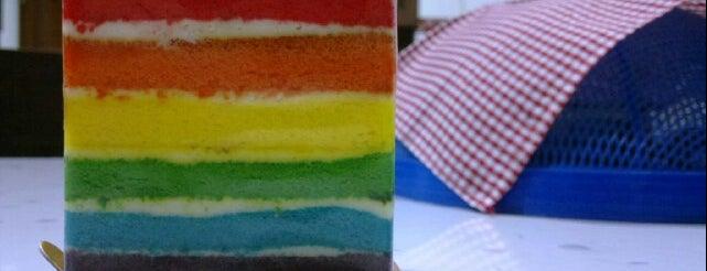 AJ Bakery & Cake is one of Kelapa Gading Top Restaurants.