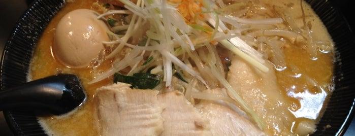 麺処 くるり 高田馬場店 is one of 高田馬場ラーメン.