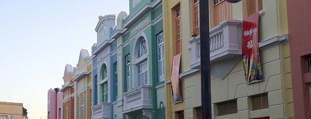 Centro Histórico is one of Joao Pessoa.