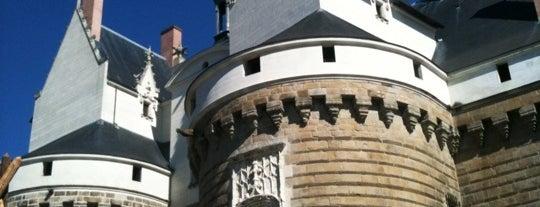 Замок герцогов Бретонских is one of Brittany.