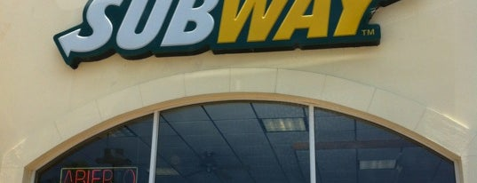 Subway is one of Guide to Tampico's best spots.
