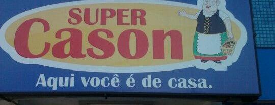 Super Cason is one of Ticket Restaurante.