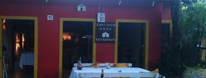 Cantinho Doce is one of Tempat yang Disukai Marcela.