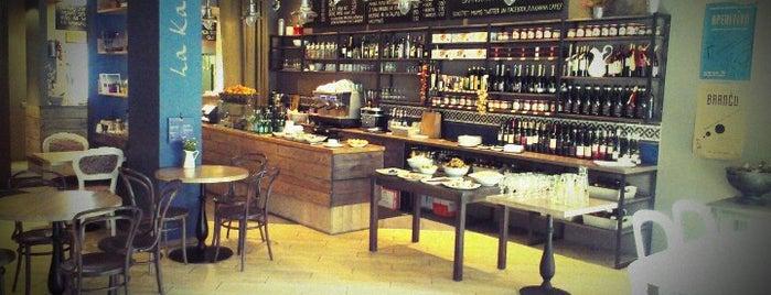 La Kanna is one of Cafes.Riga.
