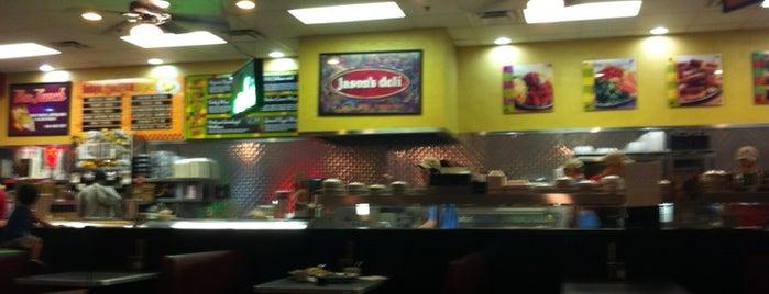 Jason's Deli is one of Jacksonville.