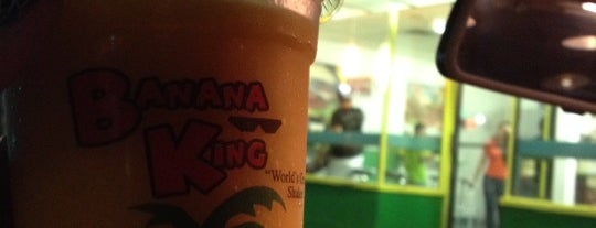 Banana King is one of 24 Hour.