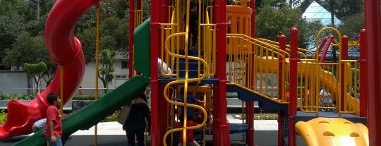 Parque Alfonso Esparza Oteo is one of #KIDS911 de ALADINO®.