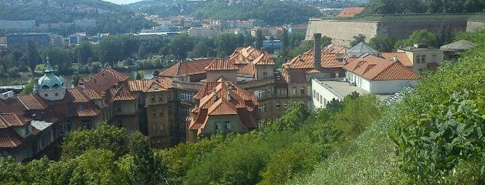 Vyšehrad is one of StorefrontSticker #4sqCities: Prague.