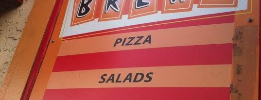 Bites & Brews is one of 20 favorite restaurants.