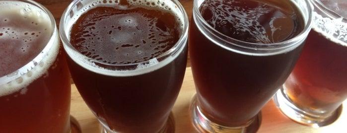 Quarter Barrel Brewery is one of Cincy's Best - Breweries.