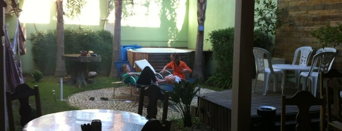 Lagoa Hostel is one of All-time favorites in Brazil.