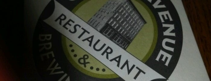 Court Avenue Restaurant & Brewing Company is one of An Iowa Brewery Tour.