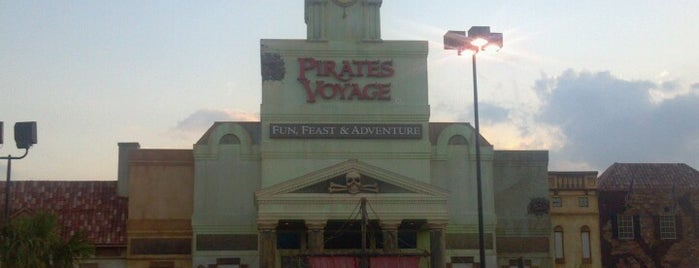 Pirates Voyage Dinner & Show is one of Top 10 favorites places in Myrtle Beach, SC.