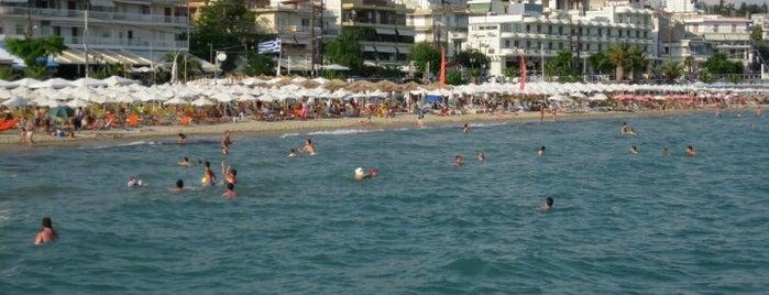 Παραλία Νέας Καλλικράτειας is one of Греция, август.